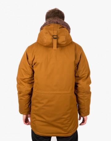 Куртка Background Светло-коричневая