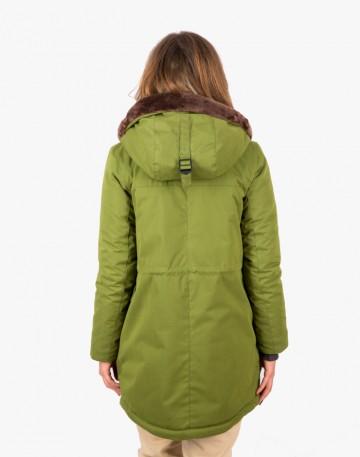 Куртка Heat Полевой-зеленый