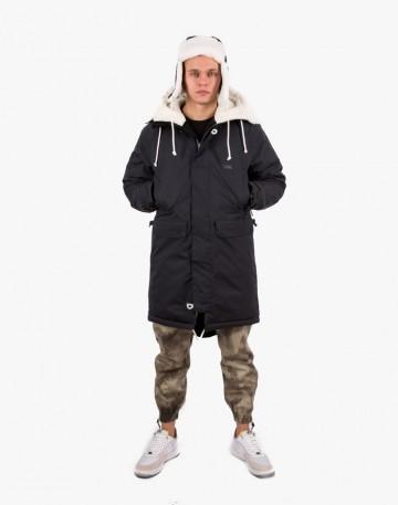 CR-A Jacket Black