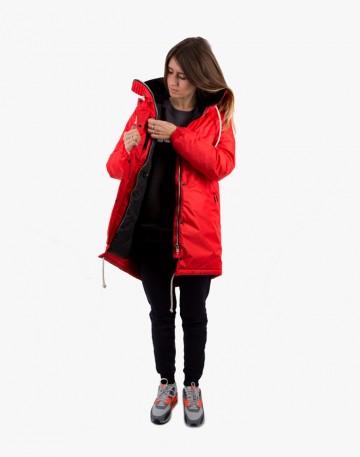 Куртка Bluebell Красная