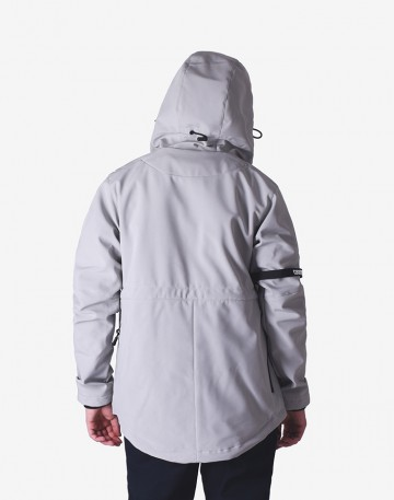 Safe COR Jacket Light Gray
