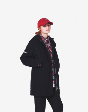 Пальто Siren Coat COR Черный
