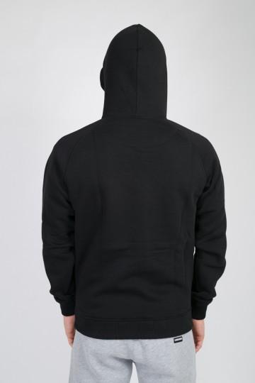 Толстовка Hood Черное лого