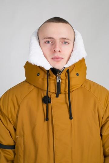 Куртка CR-A 3 COR Горчичный Темный
