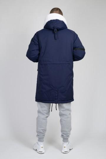 Куртка CR-A 3 COR Синий Чернильный