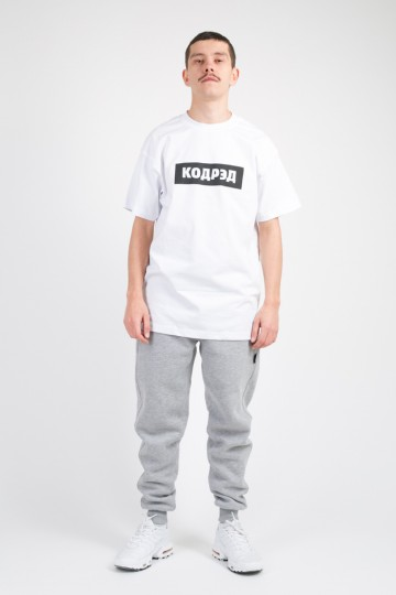 Футболка Codered T+ Boxlogo Кодрэд