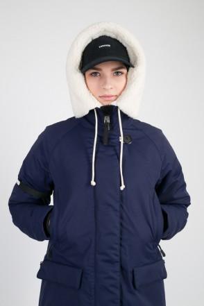 CR-A Lady COR Jacket Dark Blue