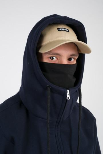 Толстовка The Mask Zip Синий Чернильный