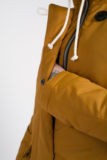 Куртка CR-A Lady COR Горчичный Темный