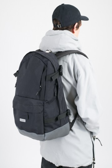 Рюкзак Action Черный/серый
