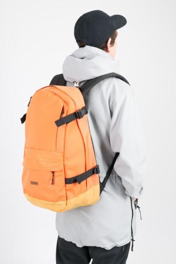 Рюкзак Action Оранжевый/Бежевый