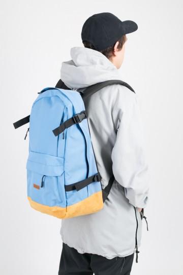 Рюкзак Action Голубой/Бежевый