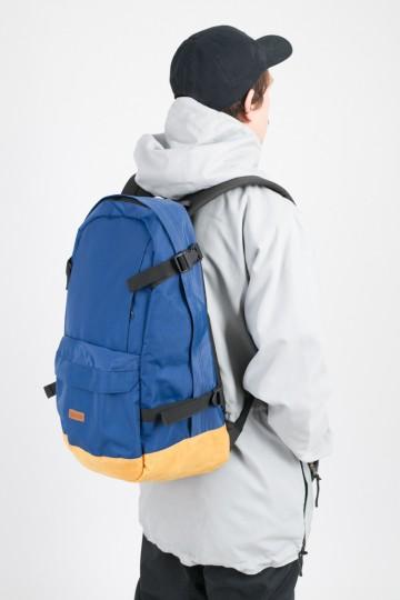 Рюкзак Action Синий/Бежевый