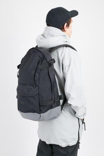 Рюкзак Action Черный/светоотражающий