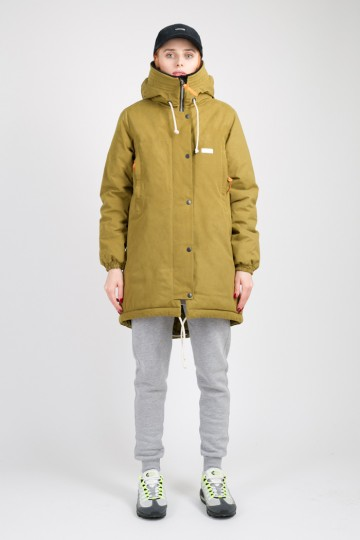 Bluebell 2 Jacket Army Green