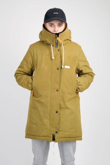 Куртка Bluebell 2 Зеленый Армейский