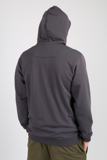 The Mask Summer Hoodie Dark Gray
