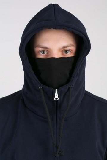 Толстовка The Mask Summer Синий Чернильный