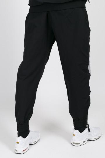 Штаны Jogger 92 Черный/Серый/Белый