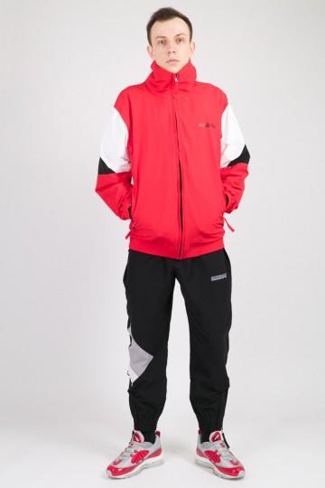Олимпийка Olymp Красный/Белый/Черный