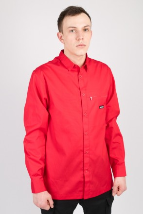 Min Shirt Red