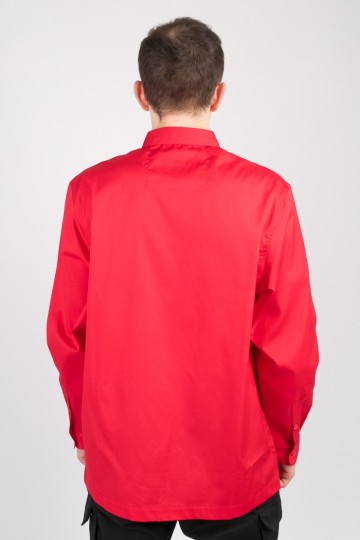 Рубашка Min Красный