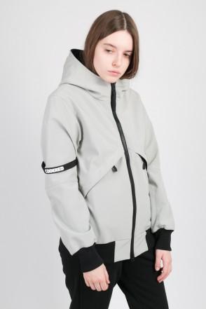 Куртка Get High Lady COR Пепельный