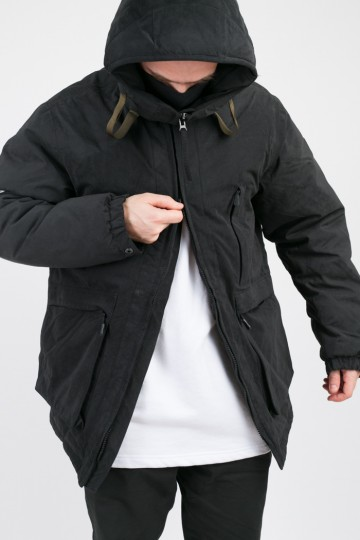 Derby COR Jacket Black