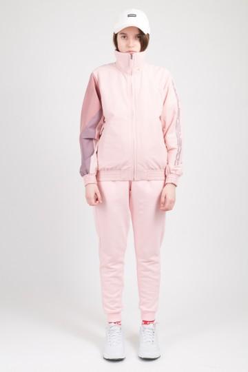 Олимпийка Olymp Lady Розовый Бледный/Розовый Темный/Капучино