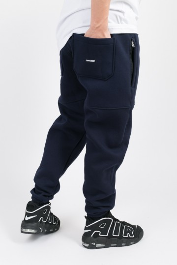 Runner Pants Ink Blue