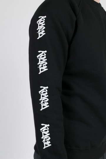 Firm CODERED x Tweso Crew-neck Black
