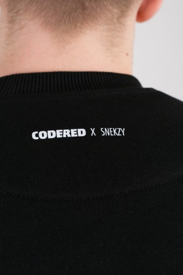 Крюнек Firm CODERED x Snekzy Черный