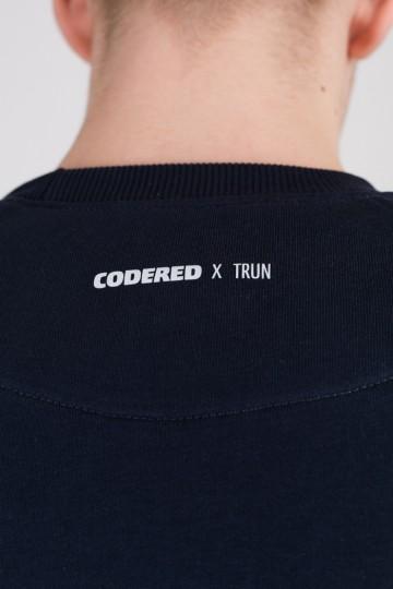Крюнек Firm CODERED x Trun Синий Чернильный