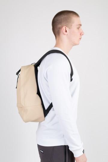 Рюкзак Standart Mini Бежевая Кожа