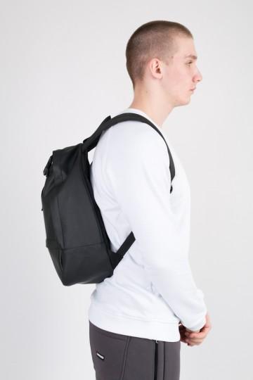Рюкзак Standart Mini Черная кожа