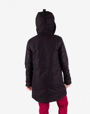 Куртка Heat Черная Мембрана