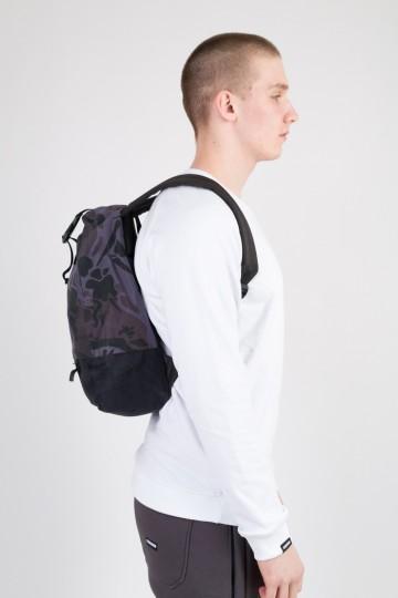 Рюкзак Standard Mini Черный камуфляж