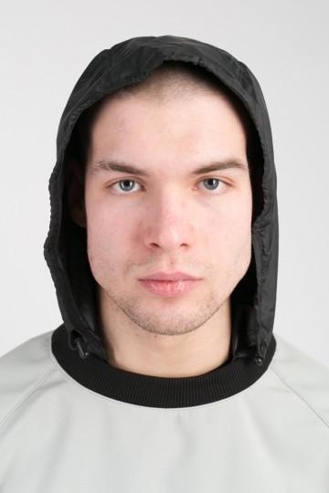 Толстовка-Ветровка Firm 2 COR Пепельный