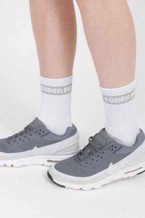 Носки Boxlogo Sock Белый/Светло-серое Лого