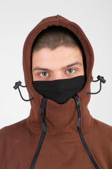 Толстовка A-Mask COR Кирпичный