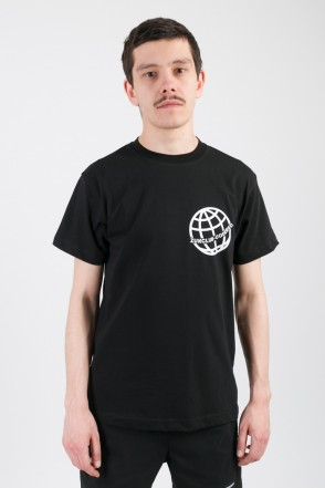 Regular CODERED X ZukClub T-shirt Black