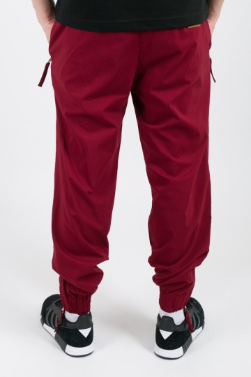 Jogger Pants Bordeaux