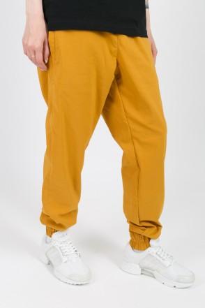 Jogger Lady Pants Mustard