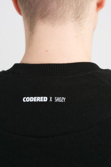 Крюнек Firm CODERED x Shozy Черный