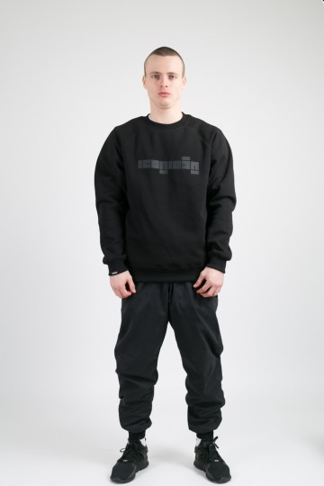 Firm CODERED x Gred Crew-neck Black