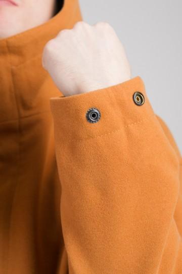 Пальто Sector Coat COR Рыжий