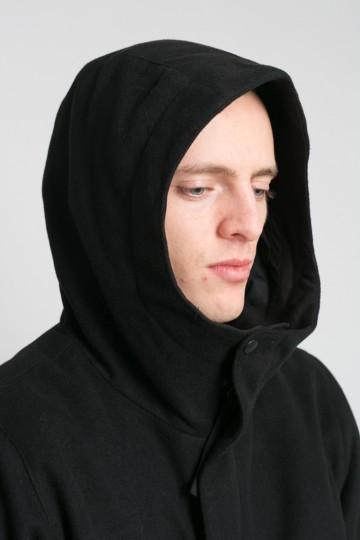 Пальто Sector Coat COR Черный
