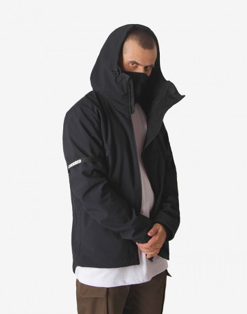 Safe COR Jacket Black