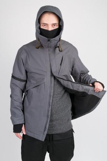 Куртка Argument COR Серый Темный