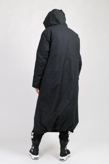 Stells COR Anorak Black